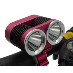 Svjetlo aku LED EBL-302D 2xlampa