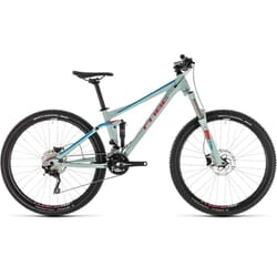 CUBE STING WS 120 EXC LIGHTBLUE´N´CORAL 2019