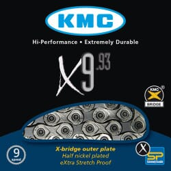 KMC X9.93 NP/GYX 116L 9B