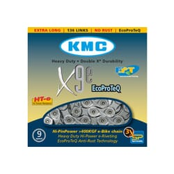 KMC X9e Eco Proteq 1/2X11/128 136 9B
