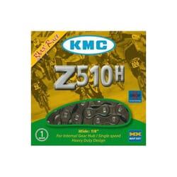 Lanac KMC Z-510H 1/2X1/8 116ČL 1B black
