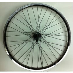 "CROSS KOTAČ STRAŽNJI 26"" DOUBLE WALL REAR DISC NA NAVOJ BRZI STEZAČ"